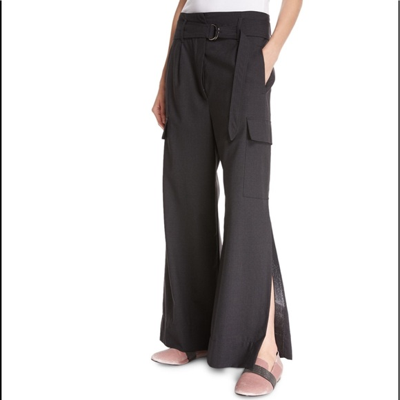 5a4acd2485 Brunello Cucinelli Pants | New Belted Wide Leg 4 | Poshmark
